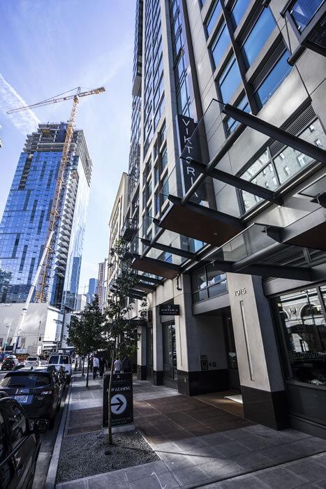 Viktoria Apartments, Luxury,, High-Rise Residential Building ...